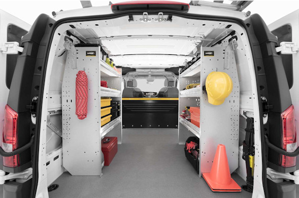 Ranger Designs Van Partitions
