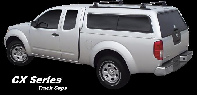 A.R.E. CX Series Truck Caps