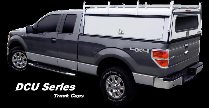 A.R.E. DCU Series Truck Caps