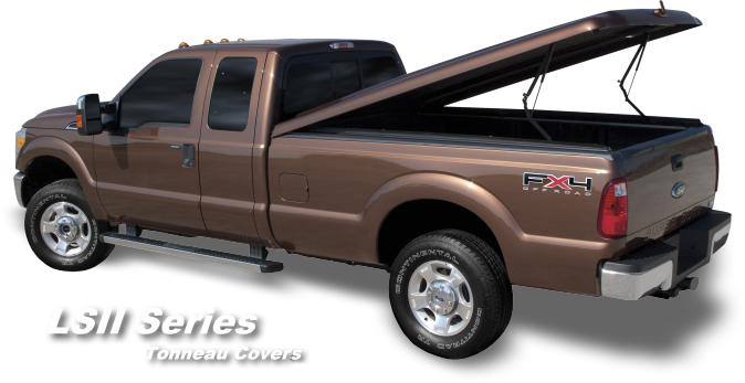 A.R.E. LSII Series Tonneau Covers