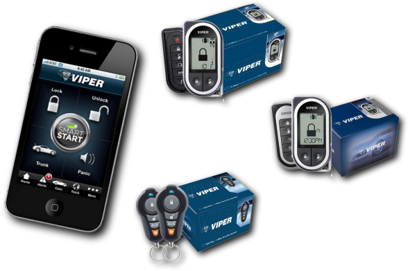 Viper Car Alarms & Remote Starters